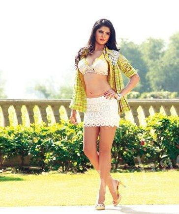 Deeksha Seth Pose For CCL Calender