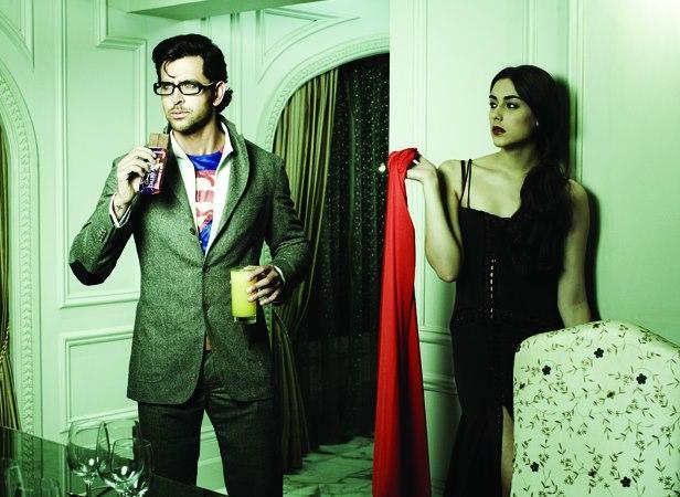 Hrithik Roshan's Photoshoot For Filmfare As Our Fav Superheroes