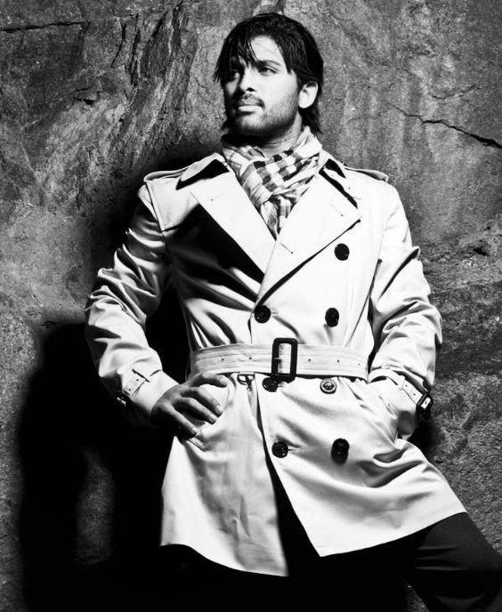Allu Arjun's Photoshoot For South Scope Magazine