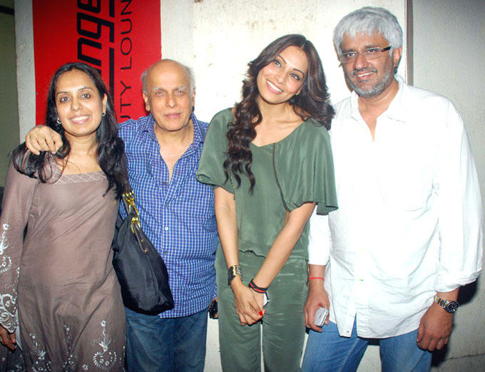 Cast and Crew At The Screening Of Raaz 3