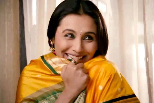 Rani Mukherjee Sweet Romantic Still In Aiyyaa Movie