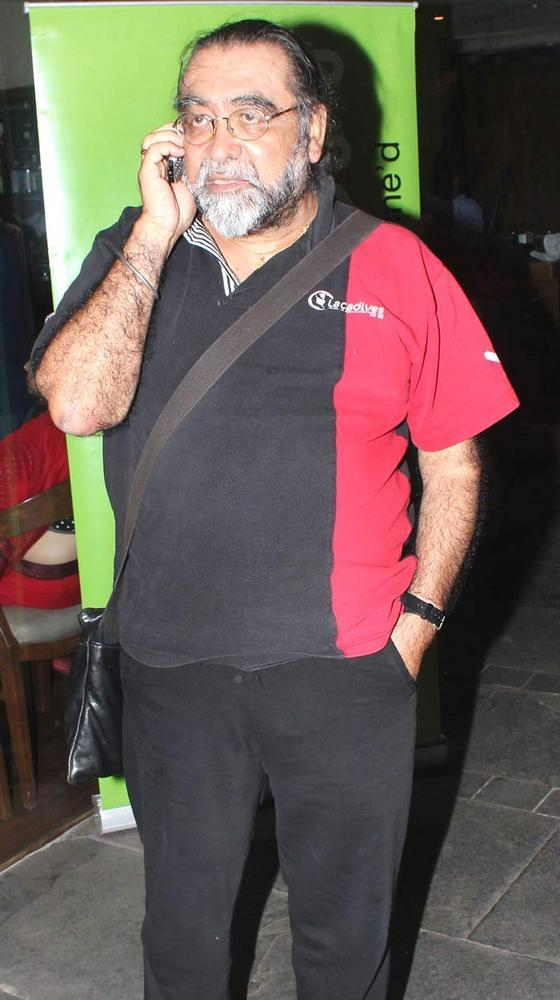 Prahlad Kakkar at The Book Launch Minty Tejpal's Book The Last Love Letter