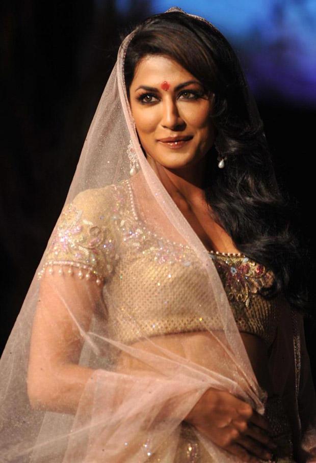 Chitrangada Singh Walks The Ramp For Designer Tarun Tahiliani's Show