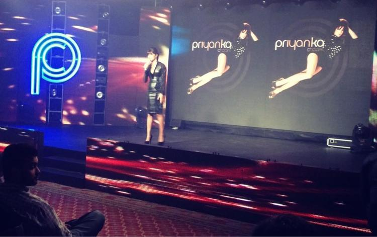 Priyanka Chopra Unveils Her International Music Debut First Single In My City