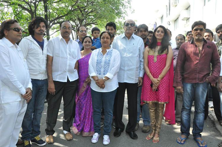 Bakara Movie Launch Picture