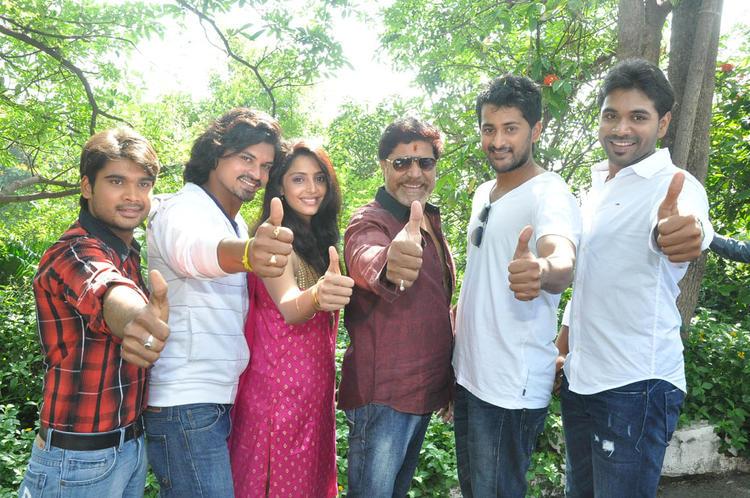 Bakara Telugu Movie Opening Event Latest Still