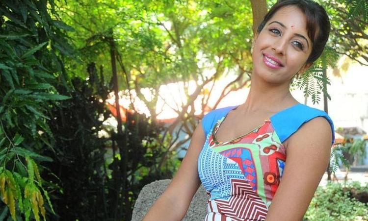 Sanjana Charming Look Still