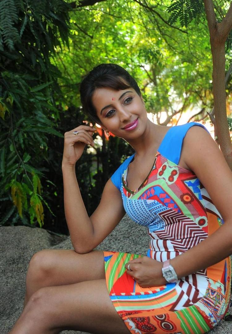 Sanjana Hot And Spicy Look Photo Shoot