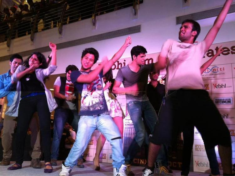 SOTY Team Set The Stage On Fire At Infiniti Mall