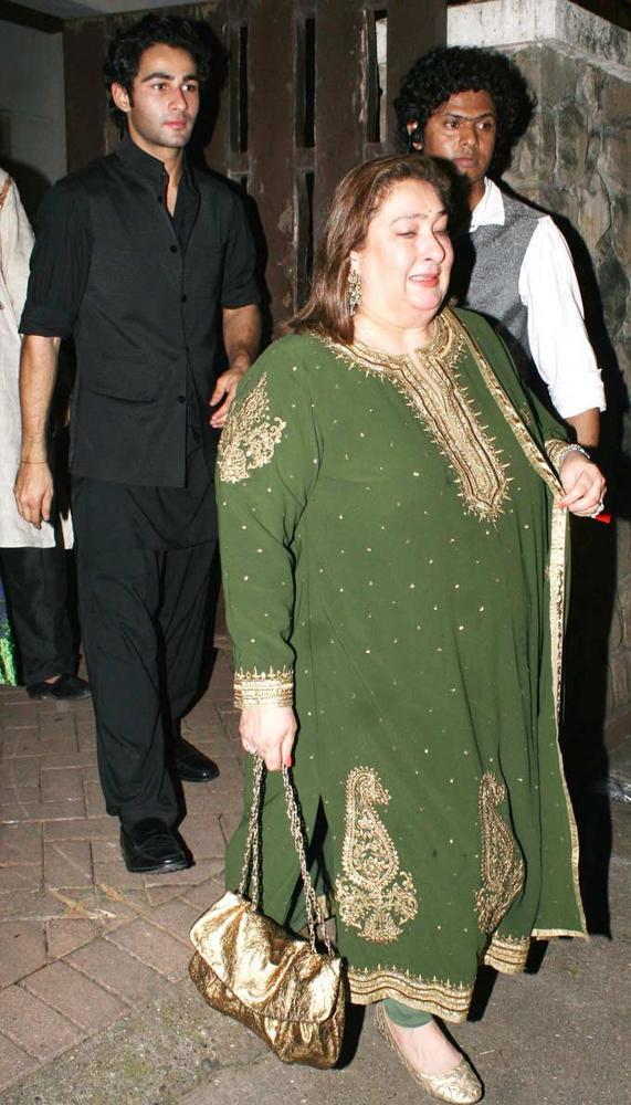 Reema Attend Saifeena Sangeet Ceremony