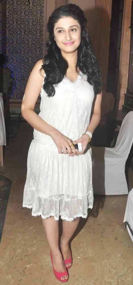 Ragini At The Success Bash Of Yeh Rishta Kya Kehlata Hai