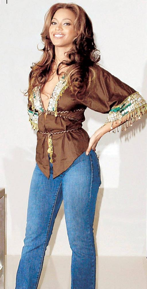 Beyonce Hot Still In Jeans