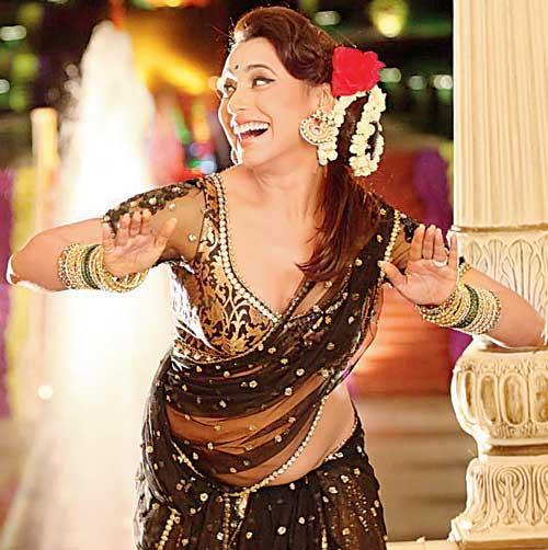 Rani Mukherjee Dancing Dreamum Wakeupum From Aiyyaa