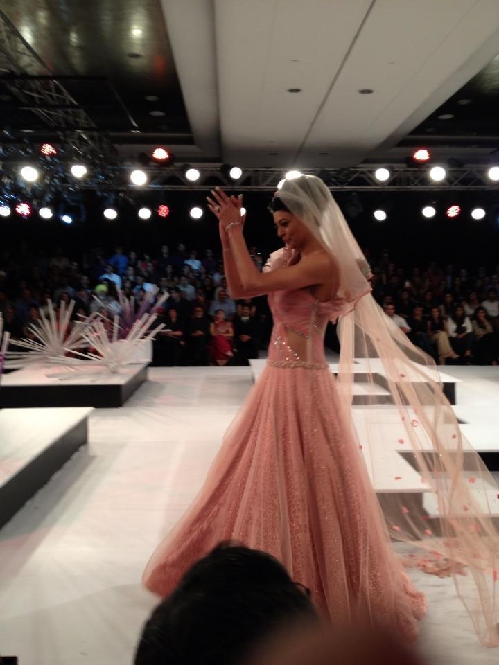 Sushmita Hot Gorgeous Pic On Ramp At BPFT 2012
