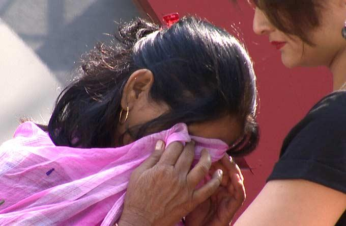 Sampat Crying In The Bigg Boss House