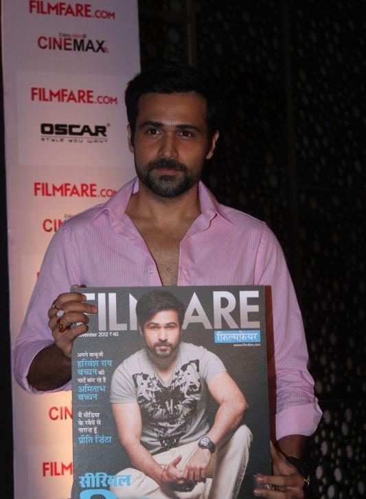 Hit Machine Emraan Hashmi Launches His Hindi Cover Of Filmfare