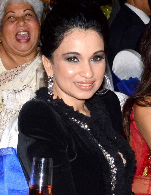 Sheetal Mafatlal Smiling Pose At The Launch Of Ulysse Nardin 34 Watches