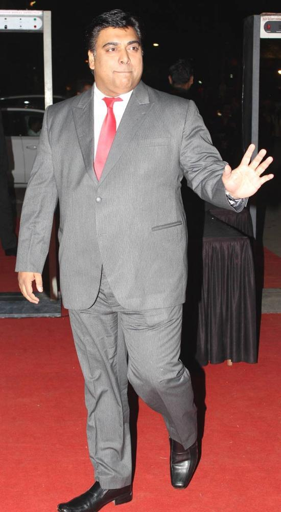 Ram Spotted On Red Carpet At The 12th ITAA 2012 In Mumbai