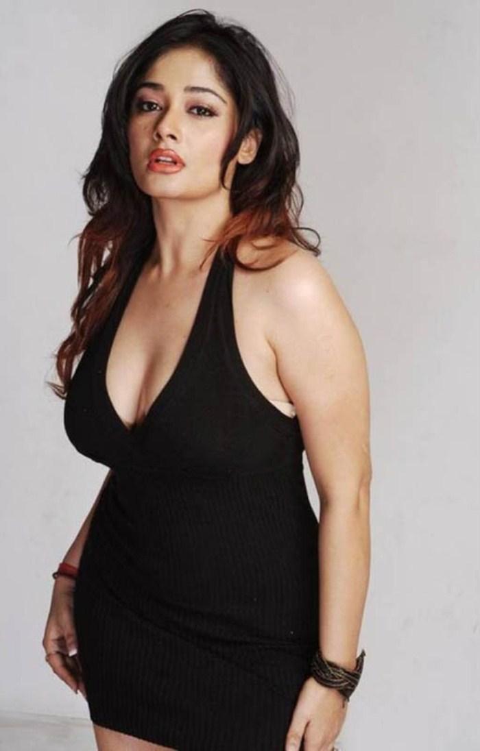 Kiran Rathod Exclusive In Black Dress Still