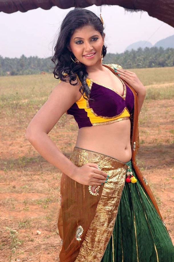 Anjali Latest Hot Still