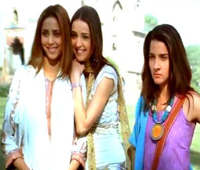 Sanaya,Gautami And Shruti In Fanna