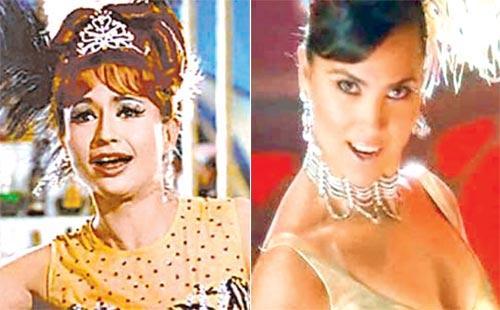 Lara Dutta Phir Milenge Song Dancing Still In Rab Ne Bana Di Jodi Movie