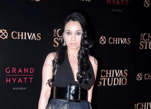 Sheetal Mafatlal Glamour Still At Chivas Studio 2012 On Day 2