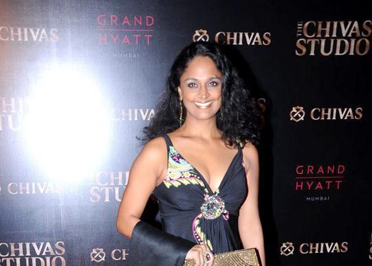 Sunita Rao Smiling Still At Chivas Studio 2012 On Day 2