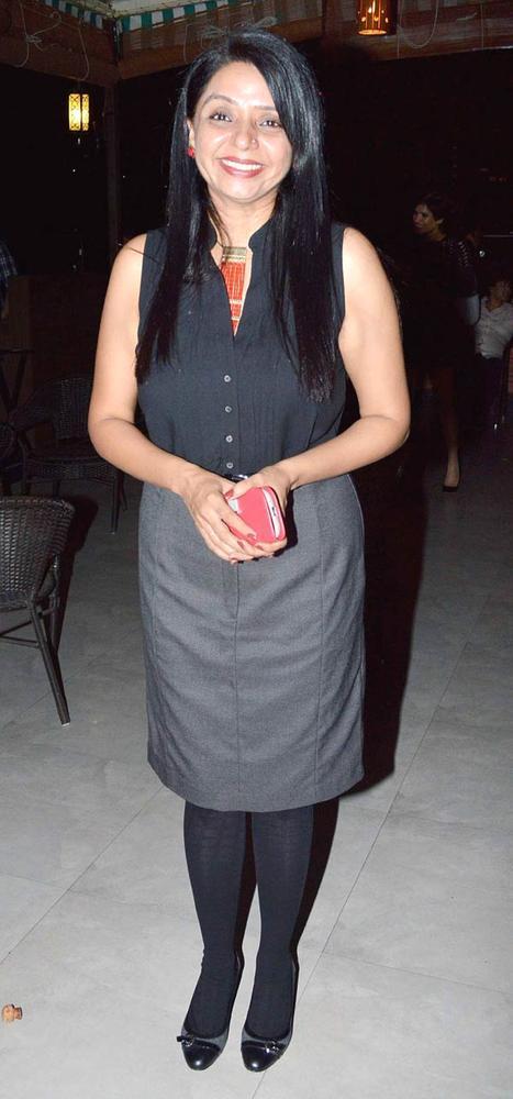 Vaishali Thakkar Posed At Pragati Mehra Birthday Bash