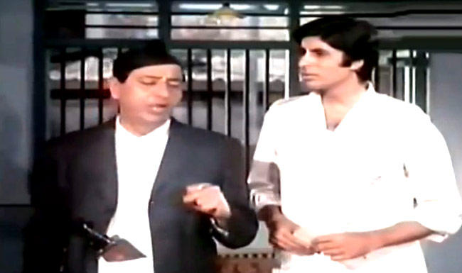 Amitabh Bachchan In Kasauti Movie