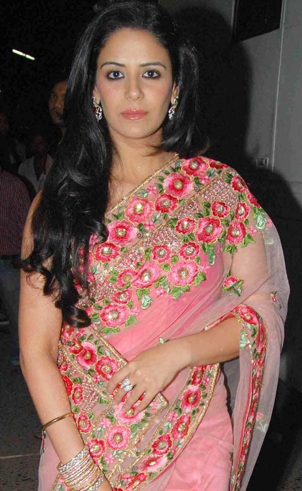 Mona Singh In Saree Gorgeous Still
