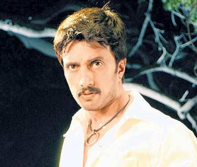 Sudeep Dazzles In Makkhi Movie