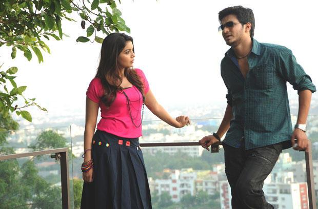 Nikhil And Reddy Nice Gossip Still From Swamy Ra Ra Movie