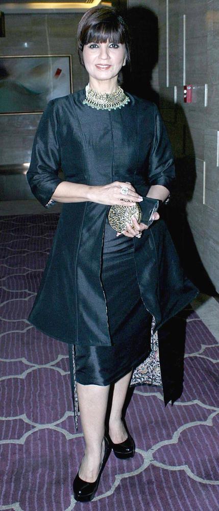 Neeta Arrived At The Harper's Bazaar Bash