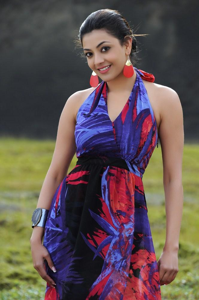 Kajal Aggarwal Trendy And Sizzling Look Still