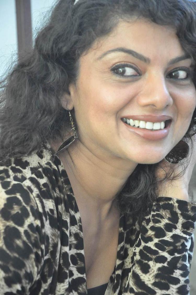 Swathi Verma Latest Smiling Still