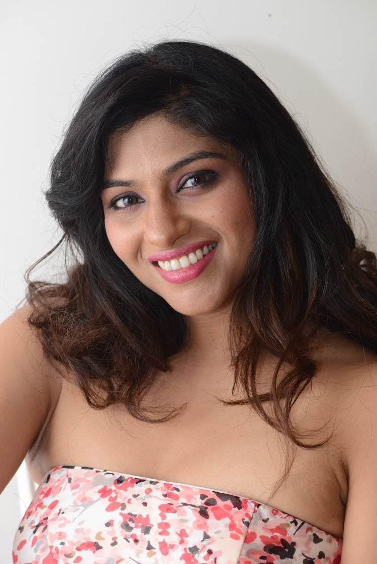 Lakshmi Nair Cool Look At Shivani Audio Release Function