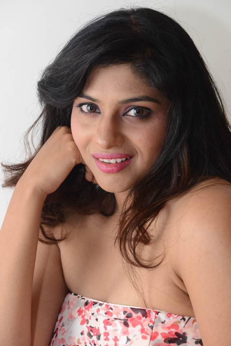 Lakshmi Nair Latest Still At Shivani Audio Release Function