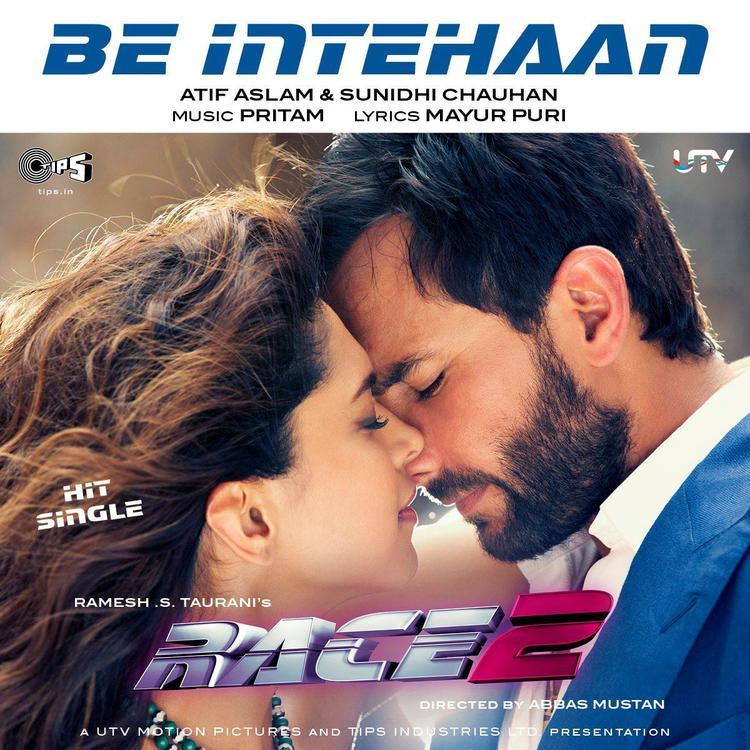 Saif Ali Khan And Deepika Romance Wallpaper Of Race 2