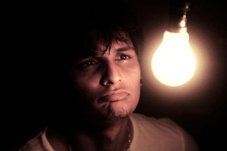 Jiiva Saddy Photo clicked From Movie David