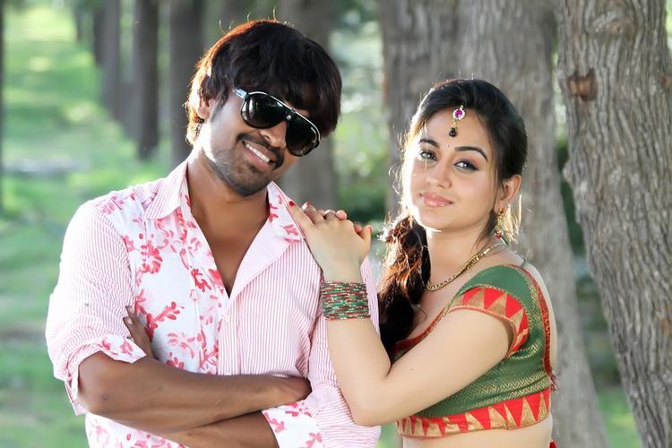 Srinivas And Aksha Cool Stilll From Rye Rye Movie