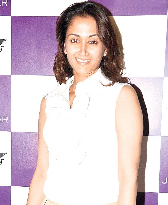 Gayatri Oberoi At Judith Leiber Overture Collection Launch