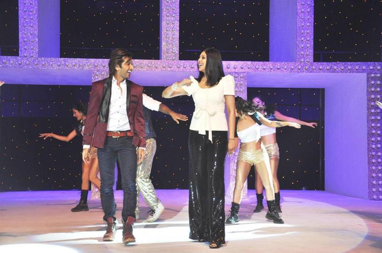 Shilpa And Terence Rocked On The Sets Of Nach Baliye At Nach Baliye Season 5 Launch Event