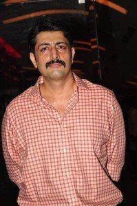 Priyanshu Clicked At The First Look Launch Of Rajdhani Express