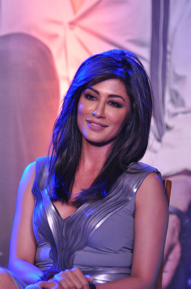 Chitrangada Flashes A Smile At The Launch Of Inkaar Calendar
