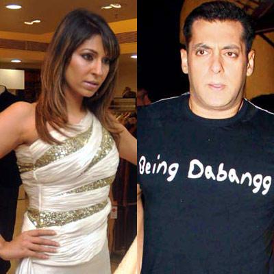 Salman Khan And Pooja Misrra Cool Still