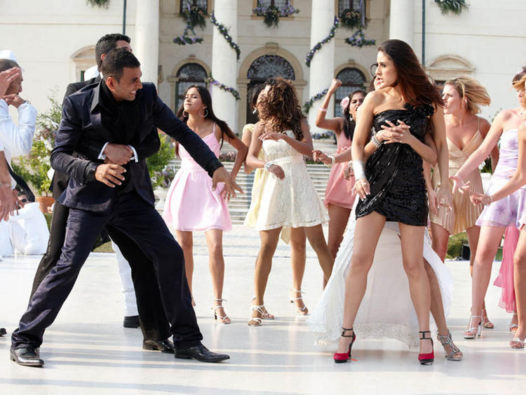 Kareena Kapoor and Akshay Kumar Fight Still