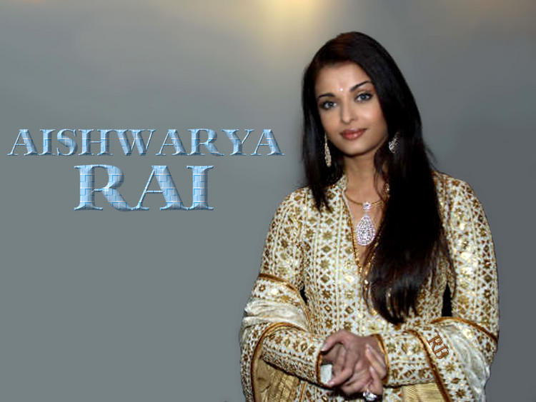 Aishwarya Rai Nice Look Wallpaper