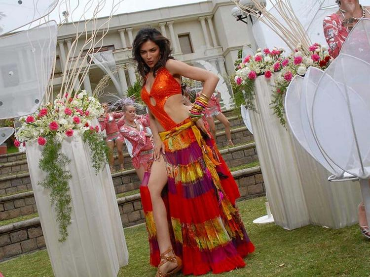 Deepika Padukone Sexy Still