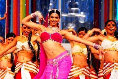 Most Beautiful Deepika Padukone Spicy Navel Pic